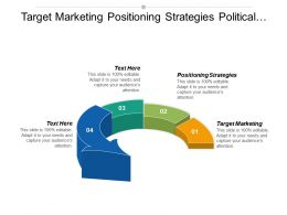 Target Marketing Positioning Strategies Political Intervention Deal Regulations Industry