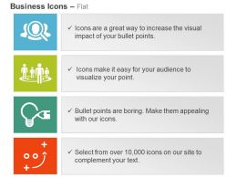 Target Marketing Users Design Strategy Ppt Icons Graphics