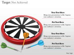 target_not_achieved_powerpoint_template_slide_Slide01