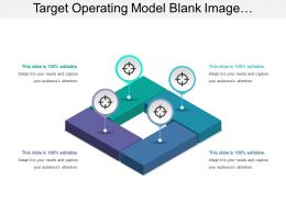 Target Operating Model Blank Image With Four Locators Image