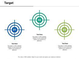 Target Our Goal Ppt Slides Graphics Download