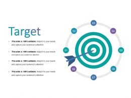 Target Powerpoint Presentation Examples