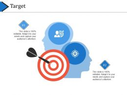 Target Powerpoint Slide Deck