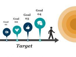 Target Powerpoint Slide Design Ideas