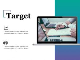 Target Powerpoint Slide Design Templates