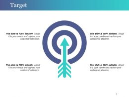 Target Powerpoint Slide Presentation Tips