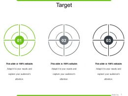 Target Powerpoint Slide Themes