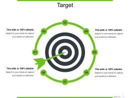 Target Powerpoint Slides
