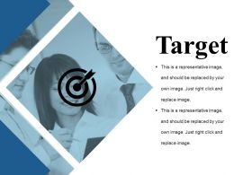 Target Powerpoint Slides Design Template 1