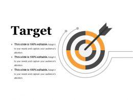 Target Ppt Background