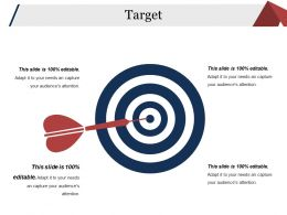 Target Ppt Background Designs