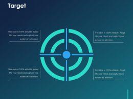 Target Ppt Design Ideas
