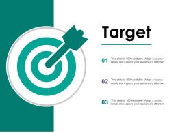 Target Ppt Example 2015