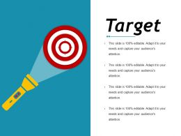 Target Ppt Icon Ideas