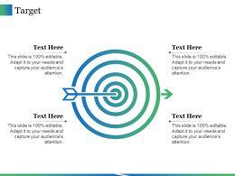 Target Ppt Icon Smartart