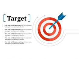 Target Ppt Layout