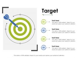 Target Ppt Layouts Background Designs