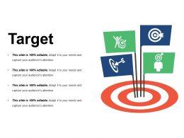 Target Ppt Outline Professional