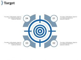 Target Ppt Pictures Background Designs