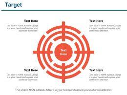 Target Ppt Portfolio Clipart Images