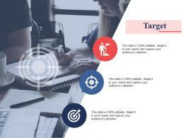 Target Ppt Portfolio Graphics Tutorials