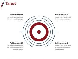Target Ppt Presentation Examples