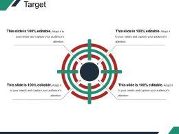Target Ppt Presentation Template 2