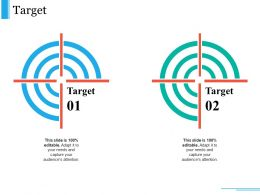 Target Ppt Sample Presentations