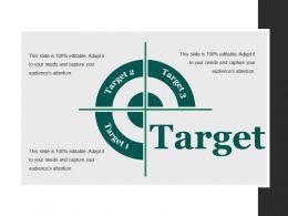Target Ppt Samples