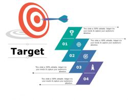 Target Ppt Show Background Designs