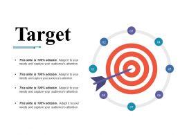 Target Ppt Slide Show
