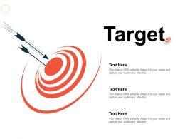 Target Ppt Slides Images