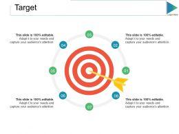 Target Ppt Slides Inspiration