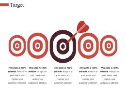 Target Ppt Slides Skills
