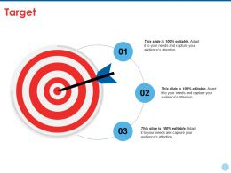 Target Ppt Styles Skills