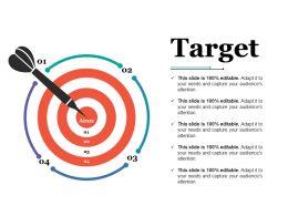 Target Ppt Styles Summary