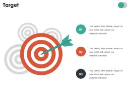 Target Ppt Summary Guide