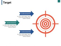 Target Ppt Summary Topics