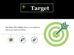 Target Ppt Visual Aids Inspiration