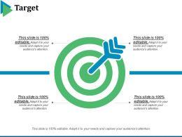 Target Presentation Diagrams