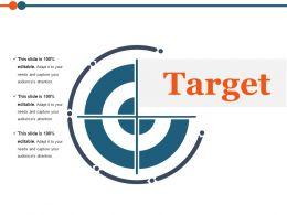 Target Presentation Examples