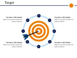Target Presentation Pictures