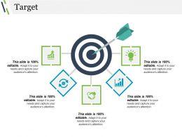 Target Presentation Powerpoint Templates