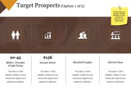Target Prospects Ppt Background Graphics Templates 1