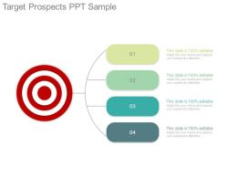 Target Prospects Ppt Sample
