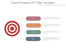 Target Prospects Ppt Slide Templates