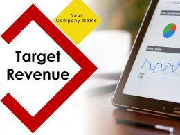 Target Revenue Businessmen Dollar Revenue Dart Icon Through