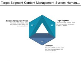 Target Segment Content Management System Human Resources Outsourcing Cpb