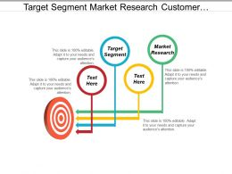 Target Segment Market Research Customer Communication Employee Communities