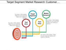 Target Segment Market Research Customer Communication Employee Communities